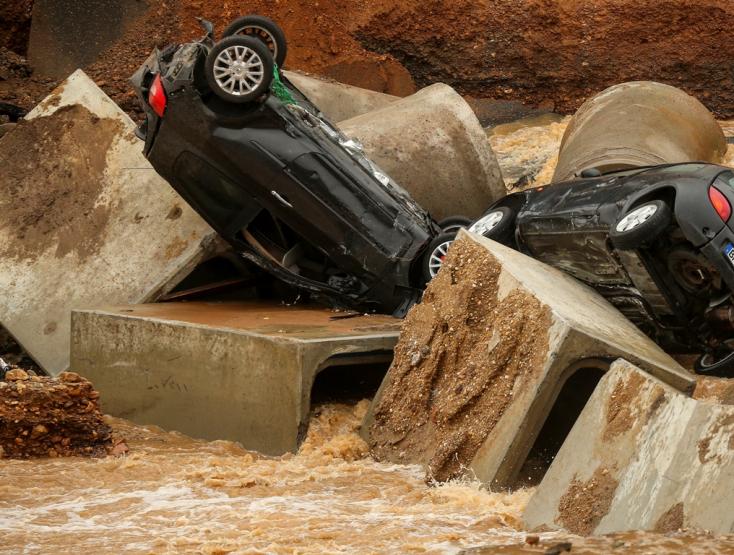 Száz fölé emelkedett a németországi áradások halálos áldozatainak száma