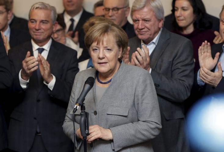 Pácban Merkel, nem lesz egyhamar kormánya