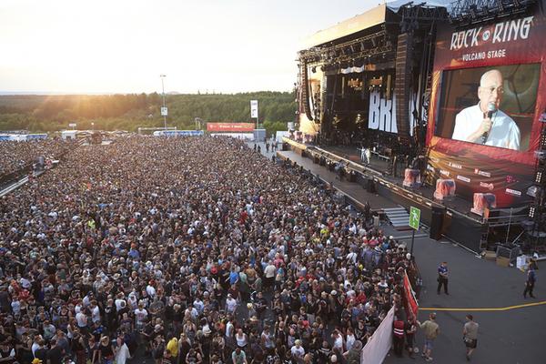 Folytatódhat a Rock am Ring szabadtéri fesztivál
