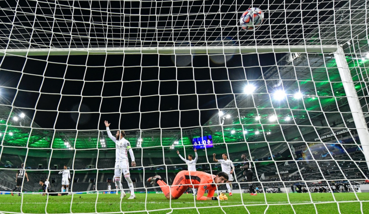 Bajnokok Ligája –A Salzburg kikapottMadridban, a hajrában mentett pontot a Real