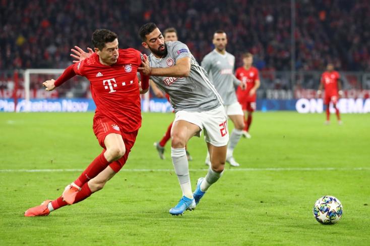 Bajnokok Ligája: Továbbjutott a Bayern München és a Juventus (FOTÓK)
