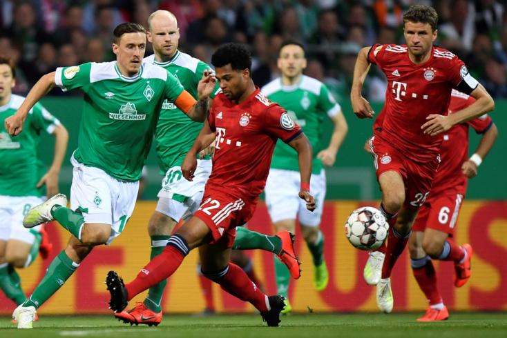 Német Kupa - A Bayern lesz a Leipzig ellenfele a döntőben