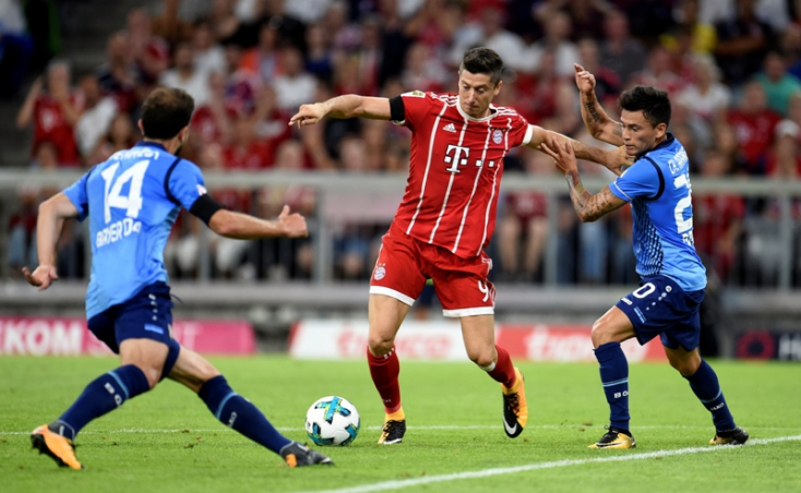 Bundesliga - Győzelemmel rajtolt a címvédő Bayern München