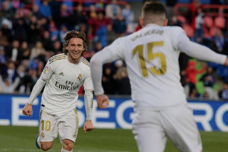 La Liga - Bilbaóban is nyert a Getafe