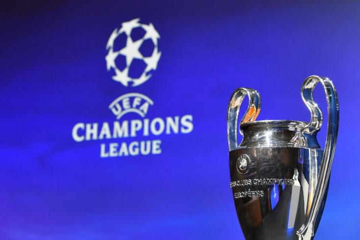 BL-sorsolás: Spanyol ellenfelet kapott a címvédő, Real-City párharc a nyolcaddöntőben