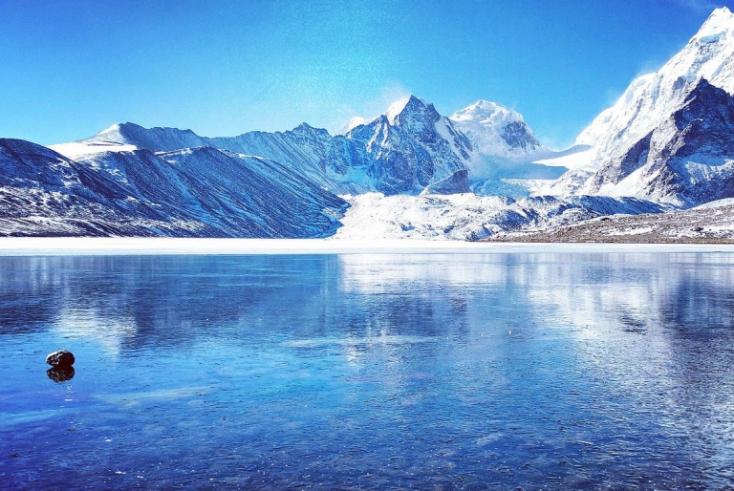 Áldozatokat követelhet a jéglavina, ha kiöntenek Tibet gleccsertavai