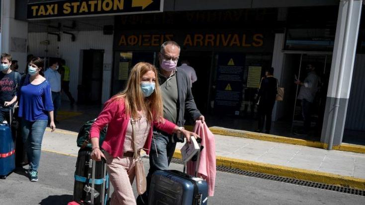 Megugrotta fertőzöttek száma,korlátozásokat vezetnek be Görögországban
