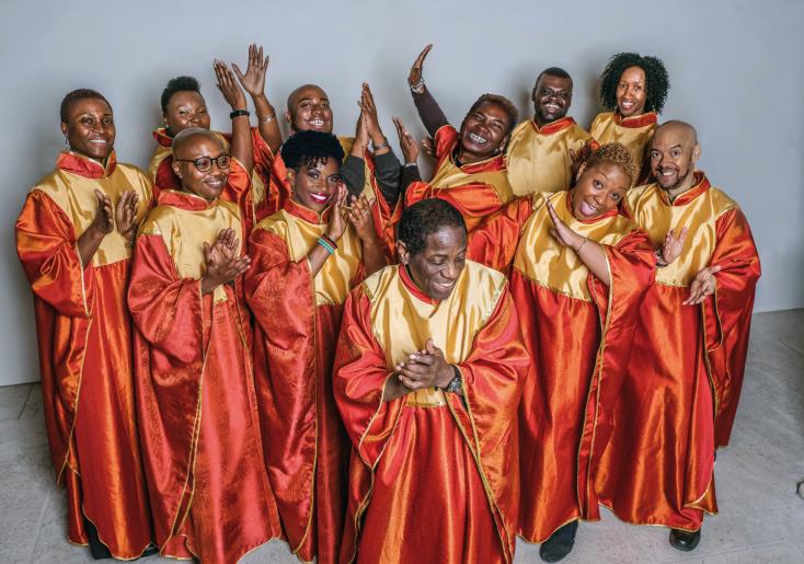A jövő héten induló Adventi Gospel Gála turné 3. állomása: Dunaszerdahely!