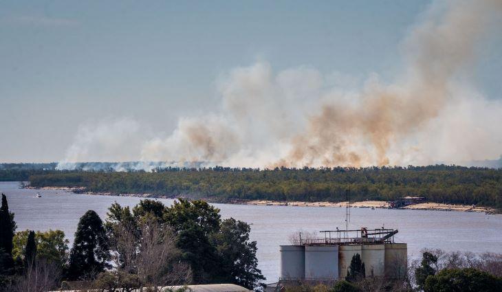 Lángokban áll Kis-Amazónia