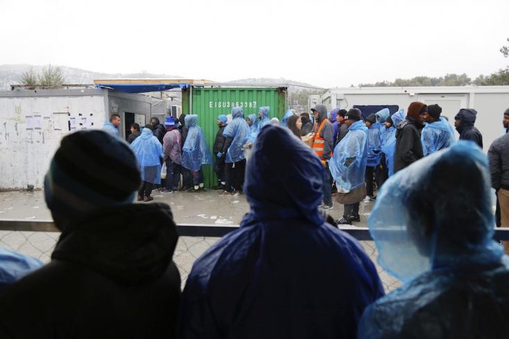 43 bevándorlót tartóztattak fel a magyar-szerb határon