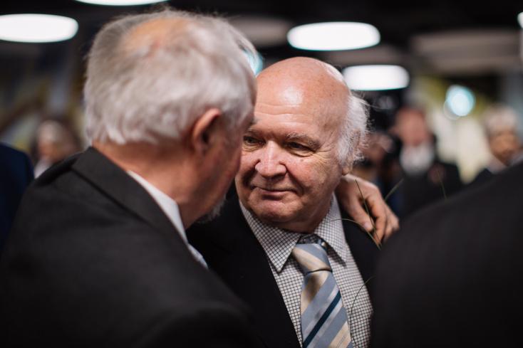 Elhunyt Grendel Lajos, a szlovákiai magyar irodalom egyik legjelentősebb képviselője