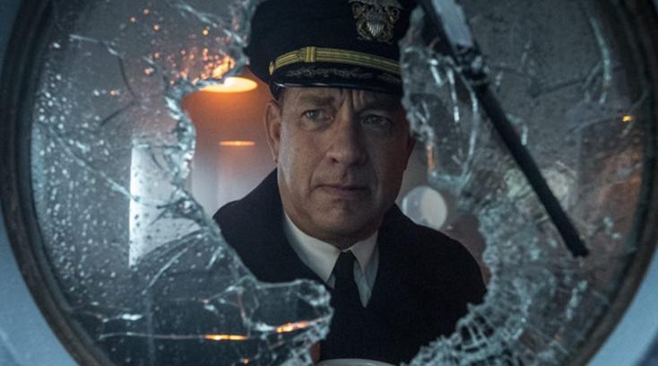 Tom Hanks új háborús filmjét, A Greyhound csatahajótaz Apple szerezte meg