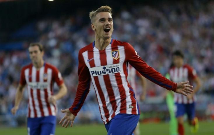 A Barcelona újra meg akarja szerezni Griezmannt
