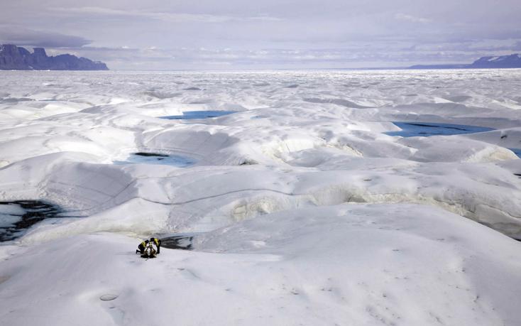 Szakadékba veszett egy ismert sarkkutató Grönlandon