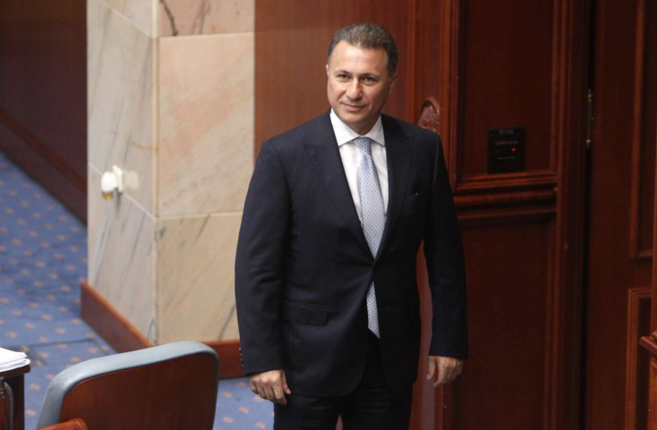 Magyar diplomataautóval szökhetett Magyarországra az elítélt macedón exkormányfő!