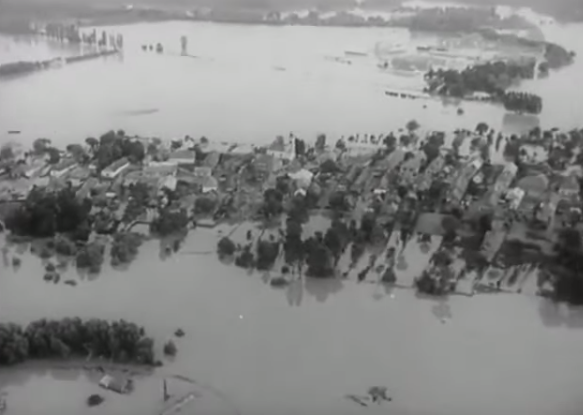 Amikor a Csallóközből 60 ezer embert evakuáltak - 55 éve pusztított az árvíz