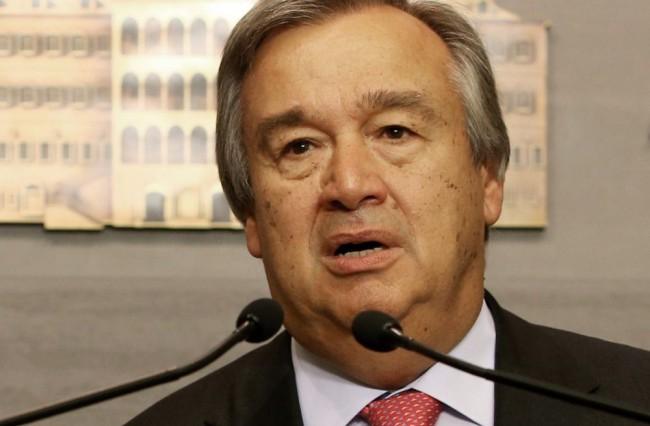 Az ENSZ főtitkára az óceánok megmentésére szólít fel