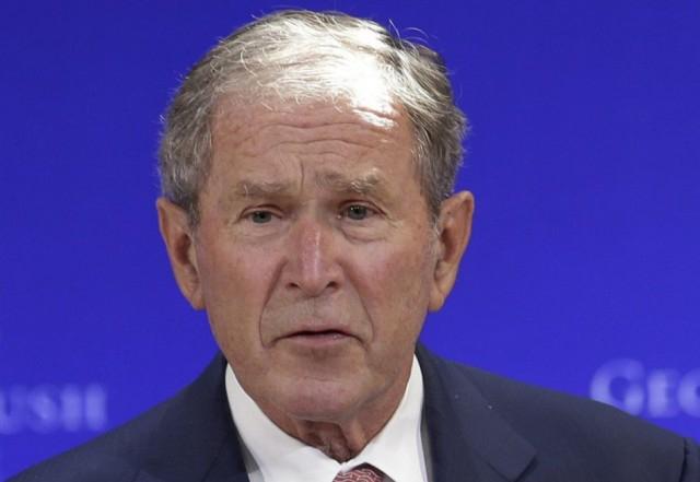 George W. Bush: Oroszország beavatkozott a 2016-os amerikai elnökválasztásba