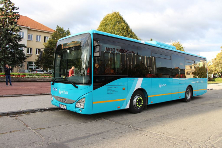 Az Arriva váltja a Slovak Linest a főváros környéki buszközlekedésben