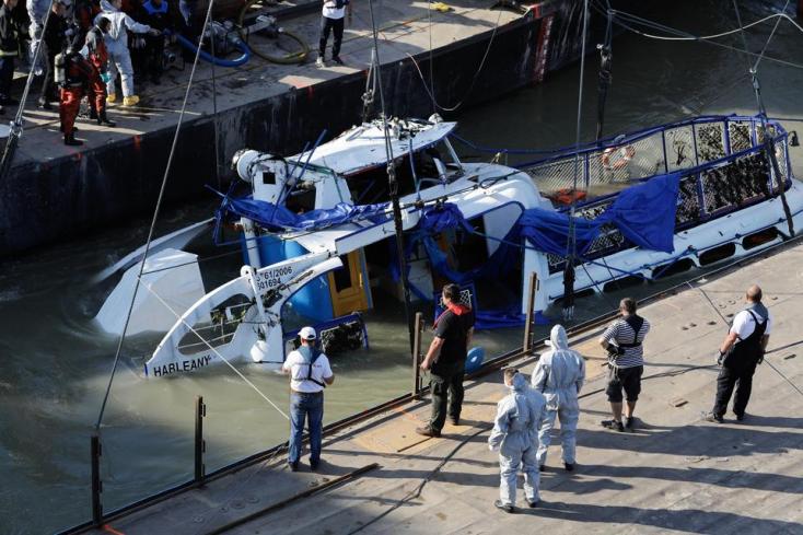 Tovább tartaná rács mögött az ügyészség a Hableányt bedaráló ukrán kapitányt
