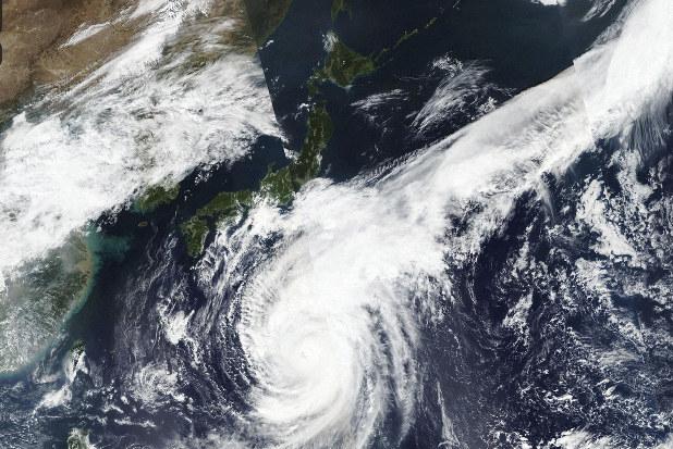 Több mint hatvan éve nem volt olyan heves tájfun Japánban, mint a közelgő Hagibisz