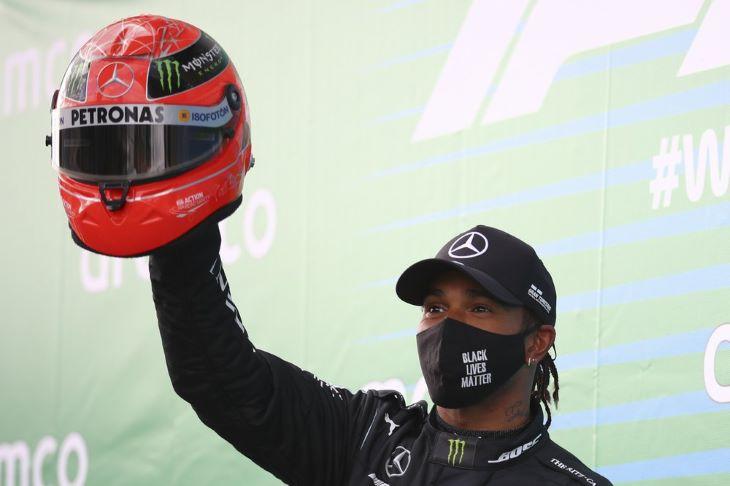 Forma-1 Eifel Nagydíj - Lewis Hamilton rekordbeállításáról zengett a nemzetközi sportsajtó