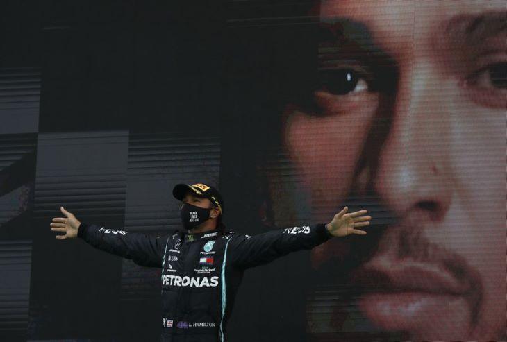 Forma-1 Bahreini Nagydíj - Hamilton nyerte az első szabadedzést