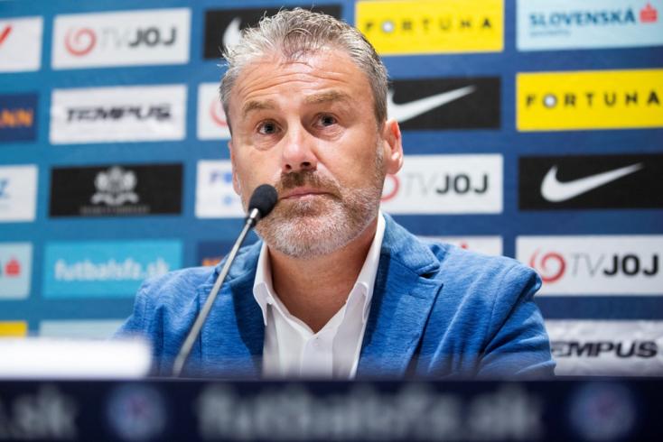 Távozik a szlovák labdarúgó-válogatott szövetségi kapitánya