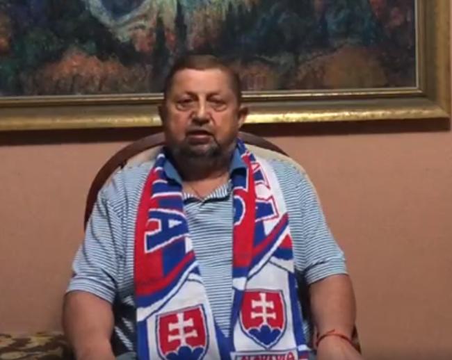 Harabin csupasz segget nem látott a magyar-szlovák meccsen, csupán füttykoncertet hallott