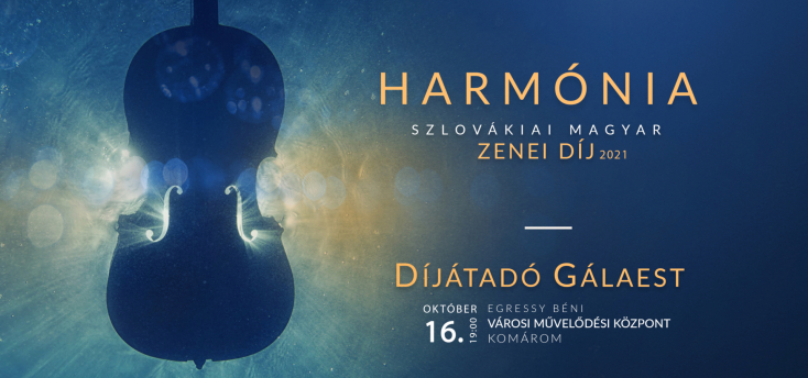 Harmónia-díj – a szlovákiai magyar zenei nagydíjnak három jelöltje van