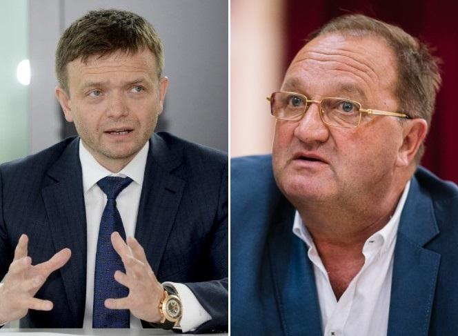 A Penta vezére faggathatja az albári polgármestert a felvételen, mely most került nyilvánosságra!