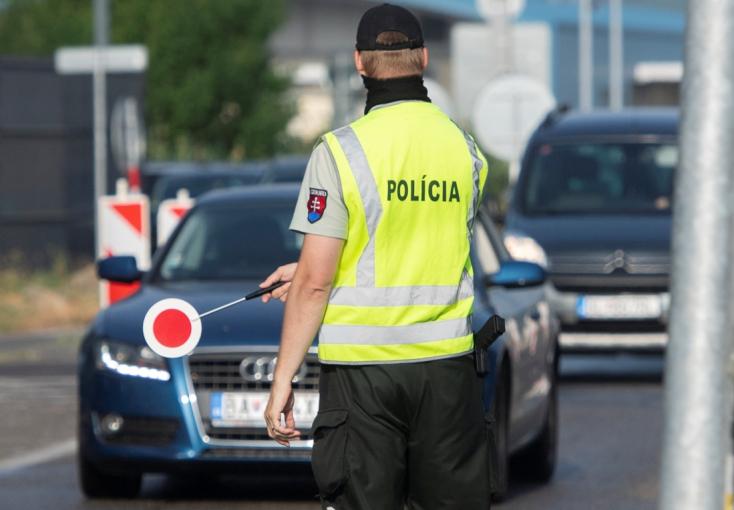 Szombattól, azaz mától megint változik a határellenőrzési rendszer