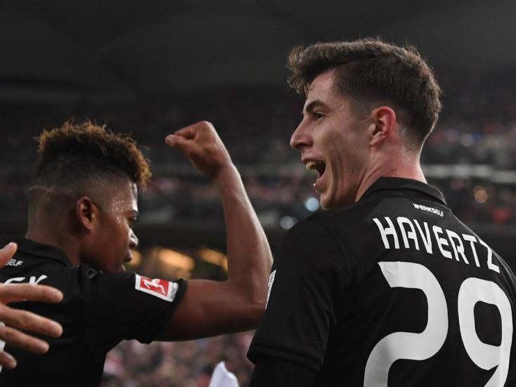 Bundesliga - Tovább szárnyal a Leverkusen