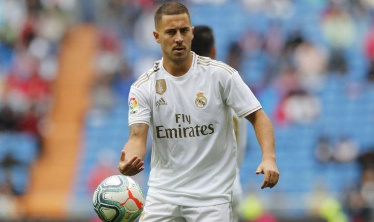 Eden Hazard-ra hetekig nem számíthat a Real Madrid