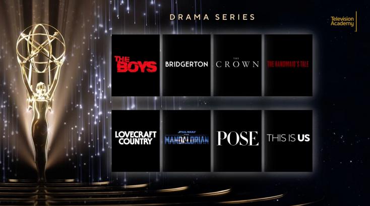 Emmy-díj - Az HBO gyűjtötte a legtöbb, 130 jelölést, az Eufória három kategóriában esélyes