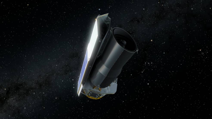16 év után fejezteküldetését az univerzumot infravörös fényben tanulmányozó Spitzer űrtávcső