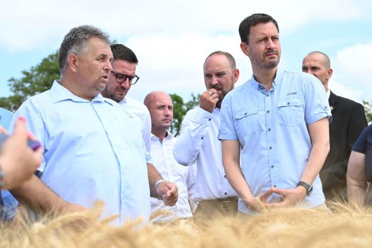 Heger bízik abban, hogy Boris Kollár nem makacsolja meg magát a népszavazással kapcsolatban