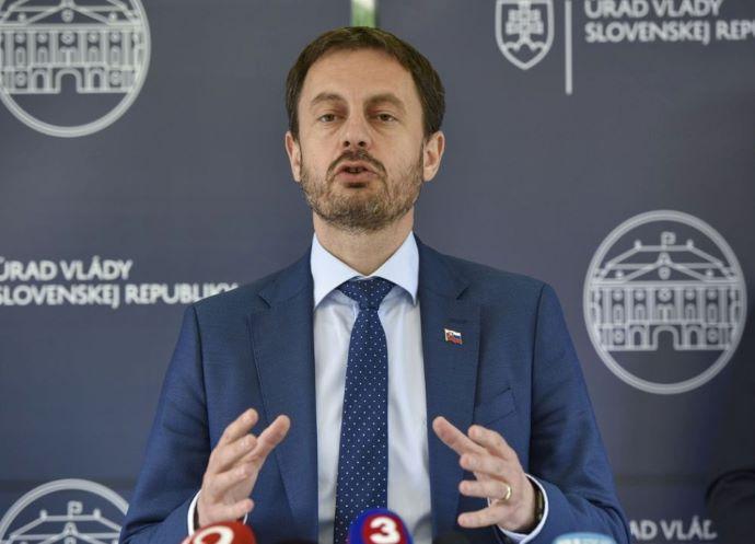 Eduard Heger szerint Boris Kollár nem tartotta be a megállapodást azzal, hogy nem vett részt a munkacsoportban, és ez nem helyes megközelítés