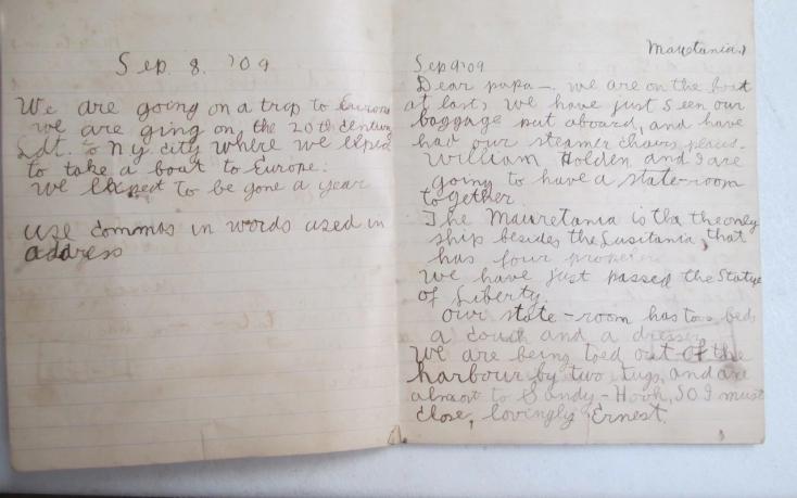 Előkerült Hemingway első, tízévesen írt elbeszélése