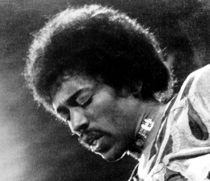 Jimi Hendrix 50 éve halt meg