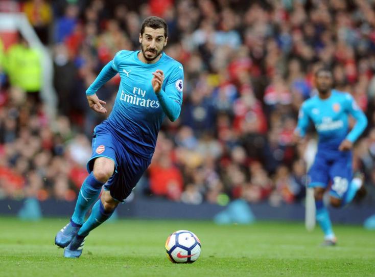 Hat hétre kidőlt az Arsenal középpályása