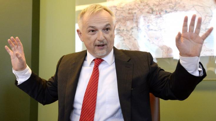 Hernádi Zsolt újabb öt évig vezetheti a MOL-t
