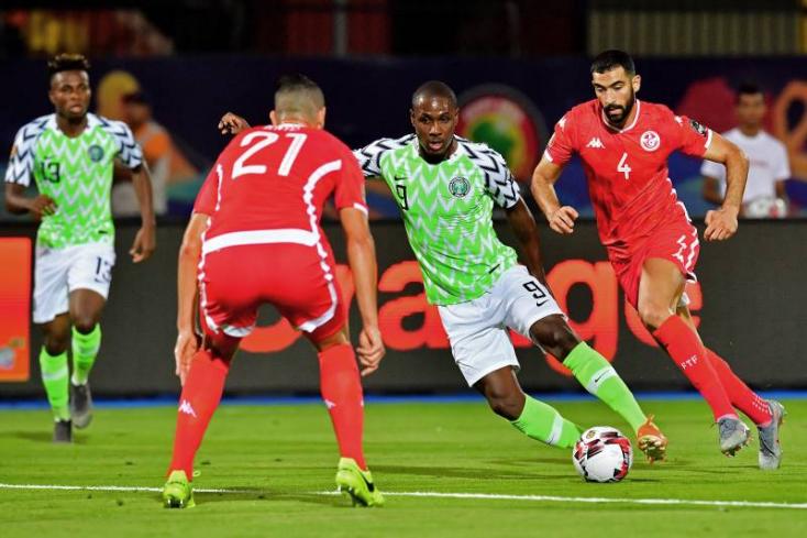 Afrika Kupa - Nigéria a bronzérmes