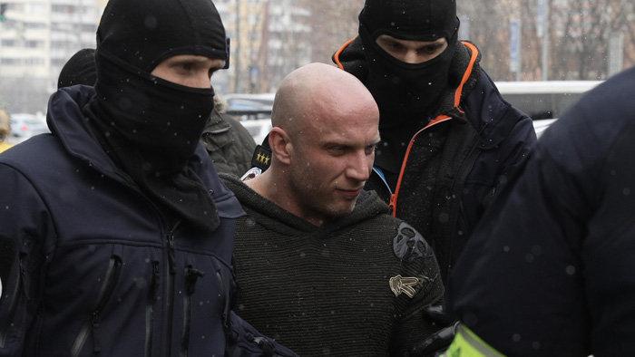 A Basternák-gyilkosság gyanúsítottja bepanaszolta a pozsonyi bírókat