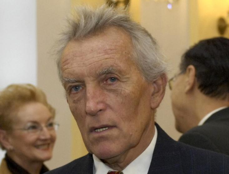 Elhunyt Mečiar egykori minisztere