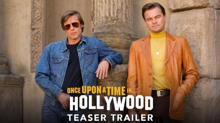 Tarantino új filmje is szerepel a Cannes-i Filmfesztivál versenyprogramjában
