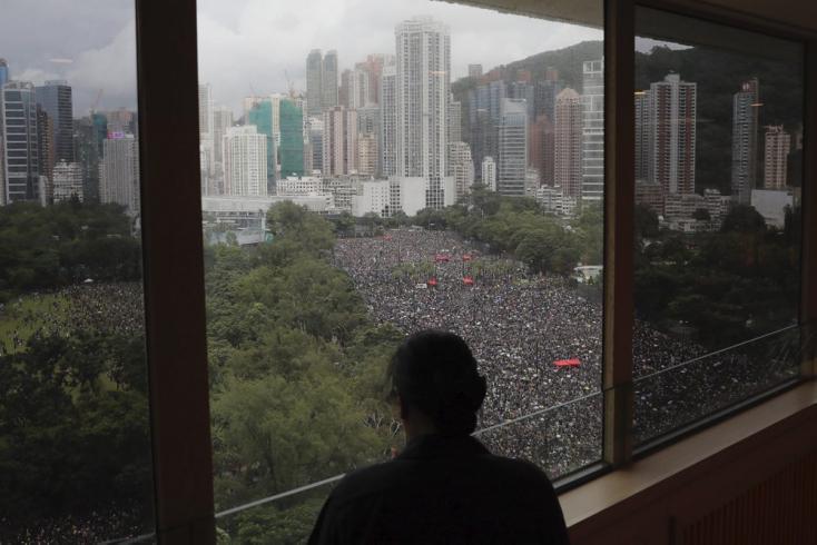 Peking felszólította Kanadát, a hongkongi események kapcsán ne avatkozzon Kína belügyeibe
