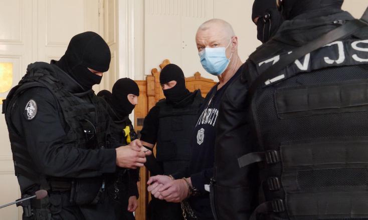 Koronatanúból vádlott - Öt gyilkosság miatt indul büntetőper Horváth Lehel ellen