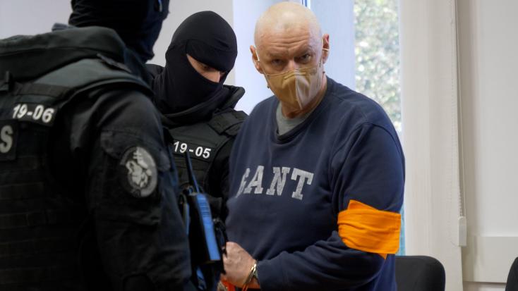 """Horváth Lehel lebűnözőzte az ügyészt, majd azt kérte, engedjék szabadon: """"Ekkora segítséget senki nem nyújtott a szlovák államnak, mint én"""""""