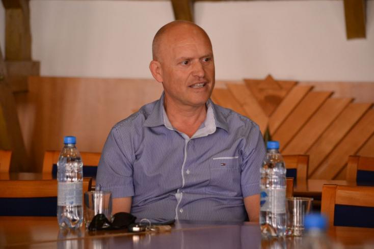 Három választási ciklus után ellenfél nélkül indul Horváth Zoltán Tallóson